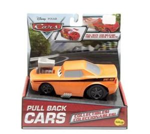 Auto Cars 3 Snot Rod Pull Back 13 Cm Jugueteria Aplausos
