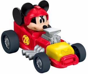 Auto De Mickey Y Minnie: Aventura Sobre Ruedas- Original 8cm