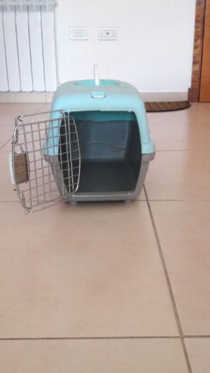 Canil de transporte para perro o gato