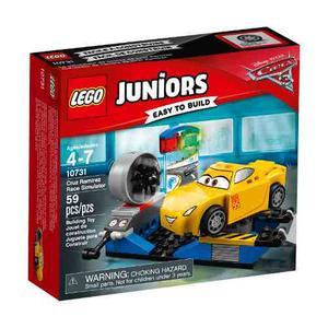 Lego® Juniors Cars-simulador De Carrera De Cruzramírez