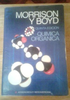 Quimica Organica - Morrison / Boyd