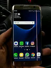 Samsung galaxy s7 edge seminuevo y libre