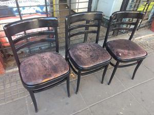 Sillas De Bar - Restaurante - Comedor Estilo Thonet 26 Und
