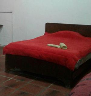 cama 2 plazas y 1/2 con colchon