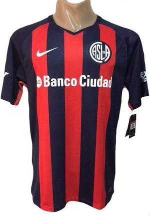 Camiseta De San Lorenzo De Almagro Titular