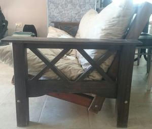 Futon - cama 3 cuerpos con colchón usado