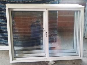 Liquido ventanas de aluminio de 150x