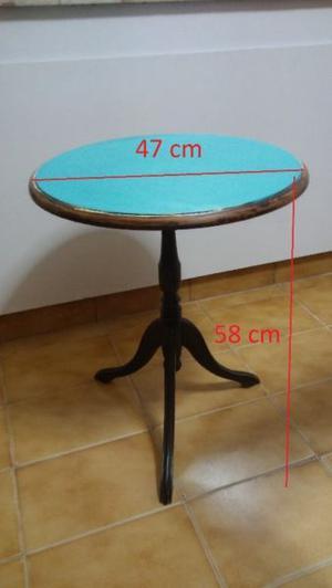 Lampara mesa candil simil platil velador posot class - Velador plegable ...