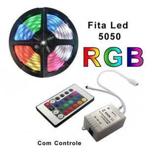 TIRA LED 5 METROS RGB