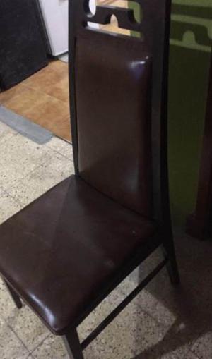 Vendo 2 sillas vintage