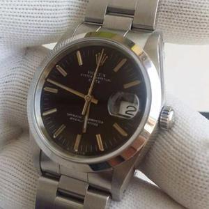 70f3e9c1e77 Reloj rolex con papeles 34 mm   orologiwatches