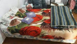 Sommier cama de 1 plaza y media