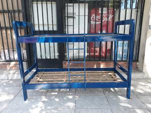 Cama Cucheta Marinera con escalera $ MIRALA!!!