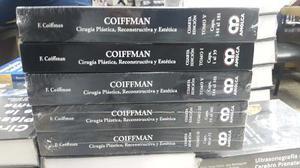 Cirugia Plastica Recostructiva Y Estetica Coiffman 6 Tomos