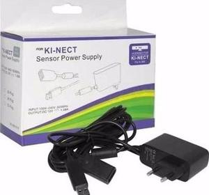 Fuente Cargador Power A 220v Para Kinect Xbox 360 Fat/slim