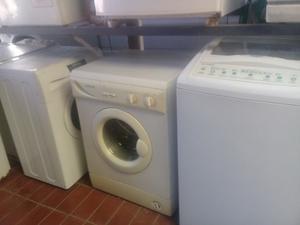 Venta de lavarropas usados
