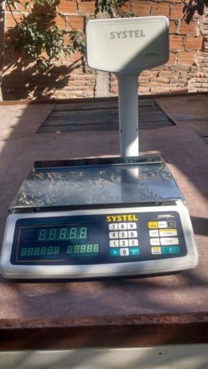Balanza electrónica Systel