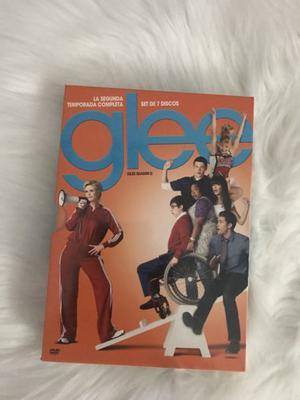 Glee segunda temporada completa original