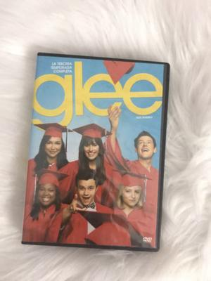 Glee tercera temporada completa original