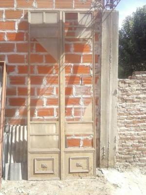 puerta cancel de 3 m x 1,10 m
