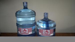 Agua De Mesa 20 Litros Baja En Sodio