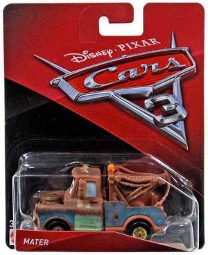 Autos Disney Cars 3 Mater Mattel En Caballito Mejor Precio
