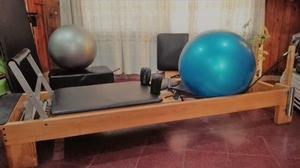 Cama De Pilates -incluimos Gratis Box Y Tabla De Pique