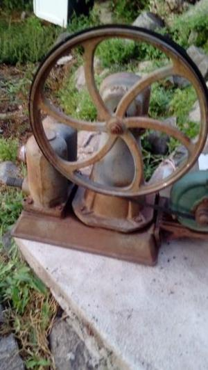 Reliquia de bomba de agua