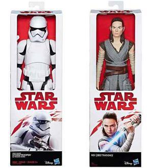 Star Wars Muñeco Hasbro Rey Stormtrooper Clone Trooper