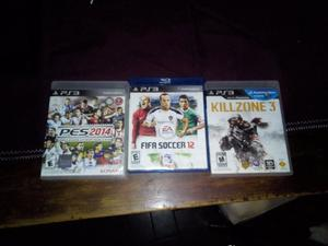 Vendo ps3 con 3 juegos fisicos y 2 joysticks