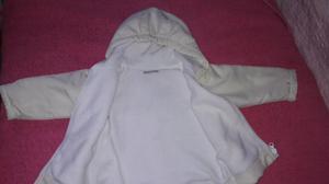 Campera de abrigo para bebe mimimimo