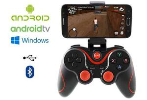 Joystick Inalambrico Para Celular, Pc Bluetooth Usb Android.