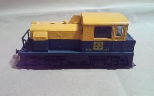 Rso Atest Locomotora Diesel Santa Fe 332 Ho Muy Buena !