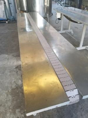 cinta transportadora tipo mesa de trabajo