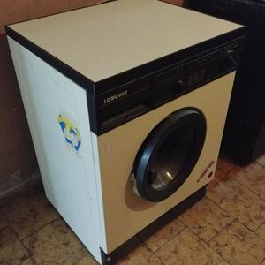 funcionando con garantia lavarropa automatico frontal