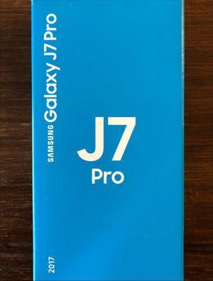 A Samsung J7 Pro 32Gb. Nuevos.