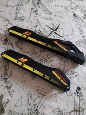 Frame para rollers K2