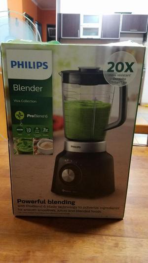 Licuadora Philips Nueva Y Usada