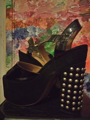 Zapatos Paruolo sin uso
