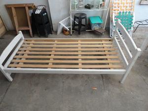 cama 1 plz 1.85x86 madera maciza