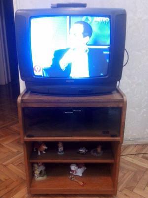 tv SANYO 20 Pulgadas con control remoto