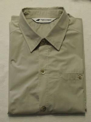 Camisa Hombre Montagne - Manga Corta
