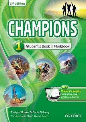 Champions 1 Student's Book & Workbook (with Starman) (2nd Ed
