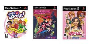 Infantiles 8 - Juegos Ps2