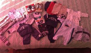 LÍQUIDO Lote de ropa de bebé Mimo y Cheeky 21 prendas!!