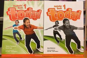 Today ! 1 - Student S Book & Activity Book - Pearson