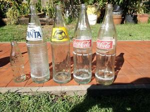 Vendo gran coleccion de botellas antiguas