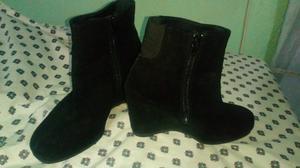 Zapatos Paruolo negros