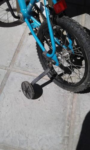 bicicleta para niño, impecable estado