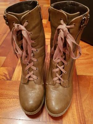 botas media caña n 37